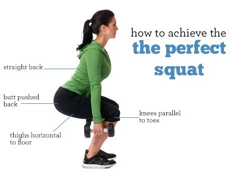 best running exercise squat