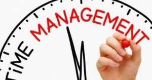 ibps clerk time management